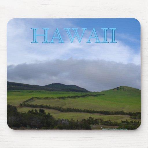 Green Mountain Farmlands of Hawaii Mouse Pad