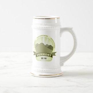 Green Mountain Memories Beer Stein