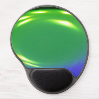 green mousepad gel mouse pad