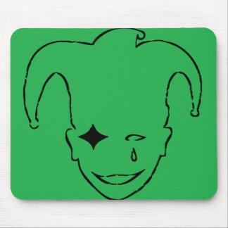 Green MTJ Mouse Pad