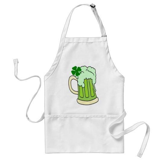 Green Mug Adult Apron