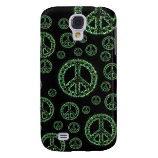 Green Multi-Peace IPhone 3 Case
