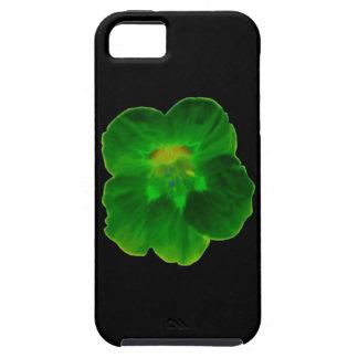 Green Nasturtium iPhone 5 Case