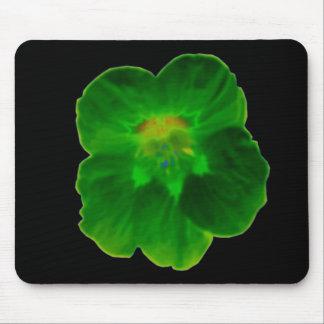 Green Nasturtium Mousepad