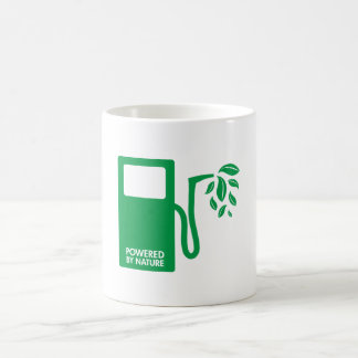 Green Nature Biofuel Coffee Mug