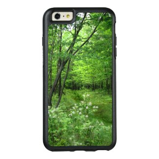 Green Nature Hike OtterBox iPhone 6 Plus Case
