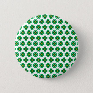 Green nature leafs natural Green Trees Earth Beaut Pinback Button
