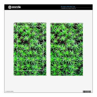 Green nature Leafs natural natural  Green Trees Ea Skins For Kindle Fire