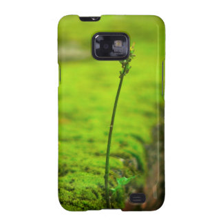 Green nature - New life Sam Sung Case Samsung Galaxy S Case