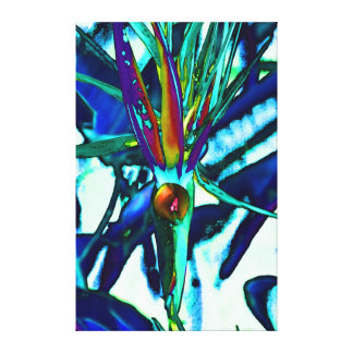 Green nature vers. 2 canvas print