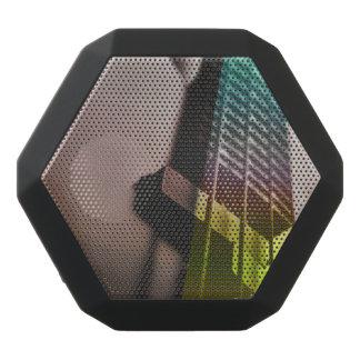 Green Neck Bass Guitar Music Speaker Black Boombot Rex Bluetooth Speaker