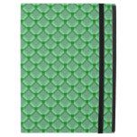 [ Thumbnail: Green Net, Mesh, Or Chainmail Like Pattern Case ]