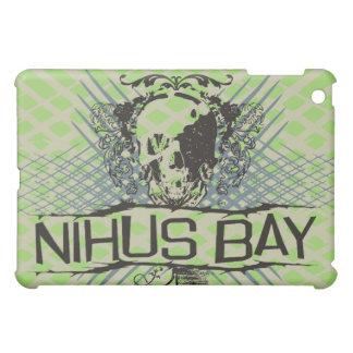 Green Nihus Bay Skull  iPad Mini Cases
