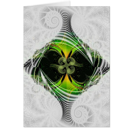 Green Nirvana Card