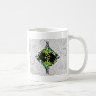 Green Nirvana Coffee Mug