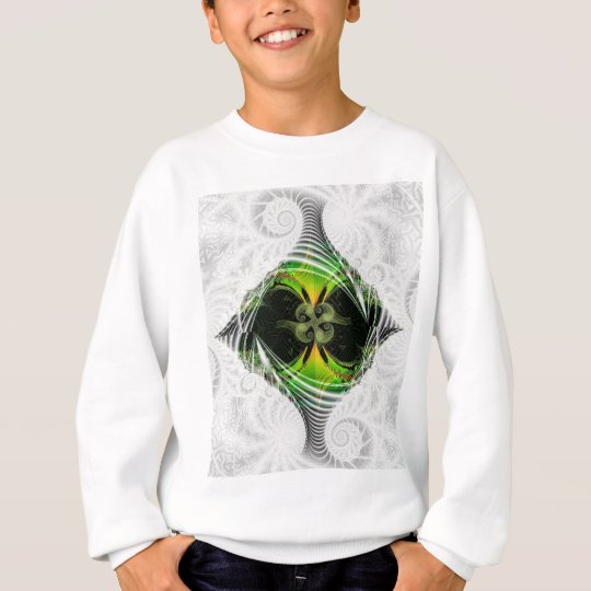 Green Nirvana Sweatshirt