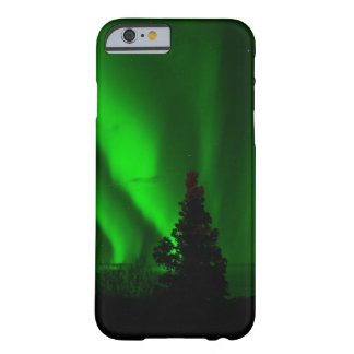 Green Northern Lights Barely There iPhone 6 Case