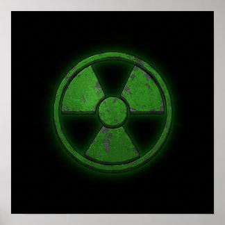 Green Nuke Poster