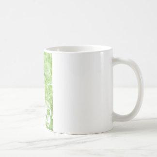 Green Oasis Coffee Mugs