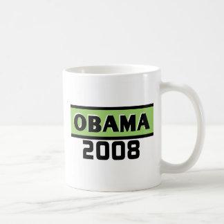 Green Obama Mug