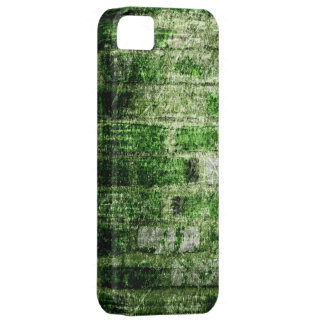 Green old brick wall iPhone SE/5/5s case