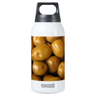 Green Olives Insulated Water Bottle
