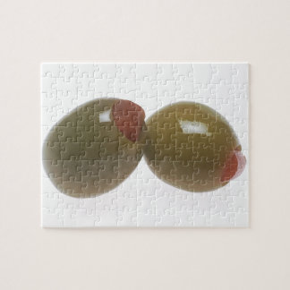 Green Olives Jigsaw Puzzle