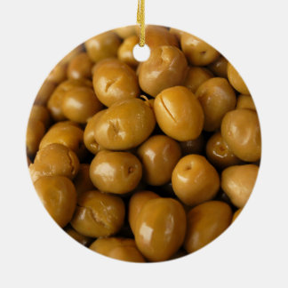 Green Olives Ornaments