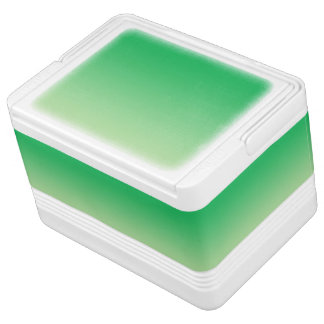 Green Ombre Drink Cooler