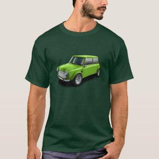 Green on Green Classic Mini Car T-Shirt
