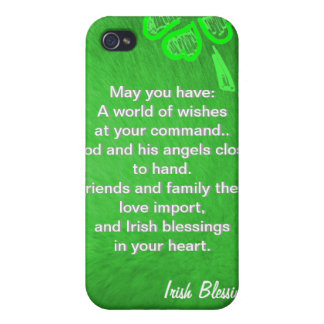 Green on Green iPhone 4/4S Cases