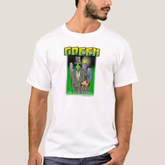 Green on the scene T-Shirt