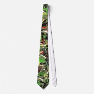 Green Ooze Tie
