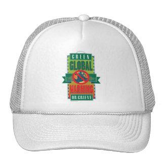 Green or Grieve Trucker Hat