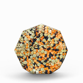 Green, Orange and Black Lentils Award