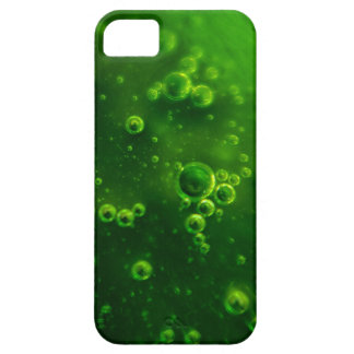 Green Orbs iPhone SE/5/5s Case