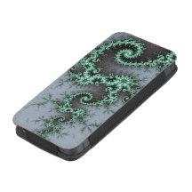 Green Ornament - stylish fractal design