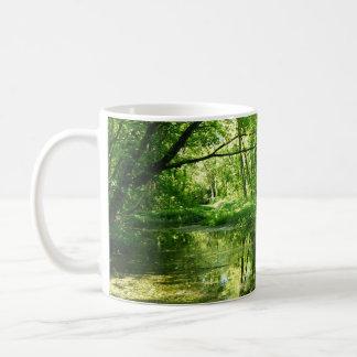 Green Outlook Mugs