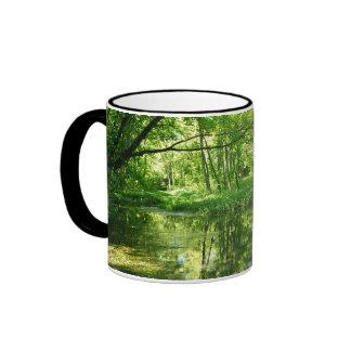Green Outlook Mug