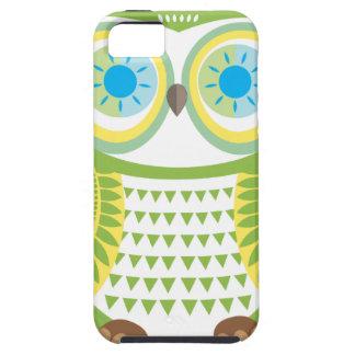 Green Owl iPhone 5 Case