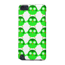 Green Owl iPod 5 Speck Case