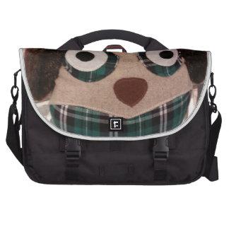 Green Owl Commuter Bag