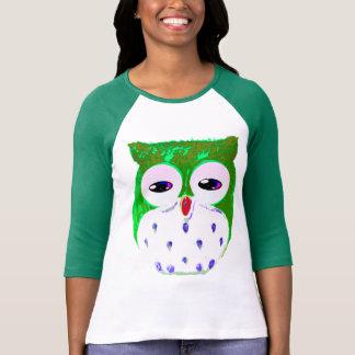 Green Owl Shirt