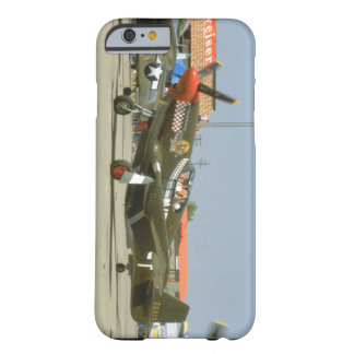 Green P51 Mustang, Left Side_WWII Planes Barely There iPhone 6 Case