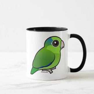 Green Pacific Parrotlet Mug