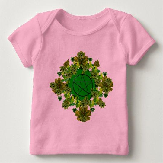 Green Pagan Baby T-Shirt