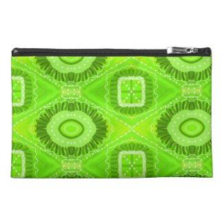 Green Painted Gypsy Medallion - Quaraun CosPlay Travel Accessory Bag