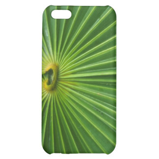 green palm iPhone 5C covers