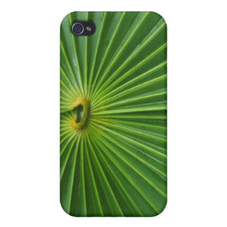 green palm iPhone 4/4S cases