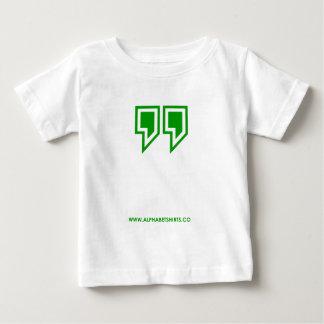 Green Parenthesis Baby T-Shirt